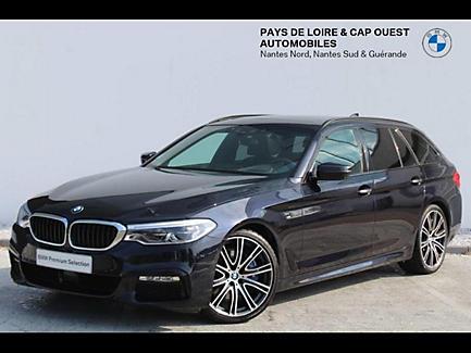 BMW 540d xDrive 320 ch Touring Finition M Sport (tarif fevrier 2018)