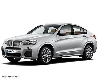 BMW X4 xDrive35d 313 ch Finition M Sport