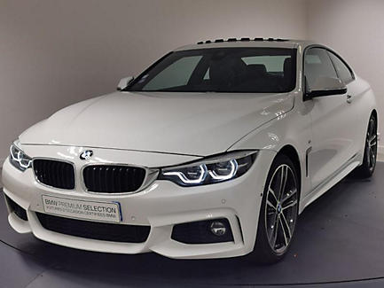 BMW 440i 326 ch Coupe Finition M Sport