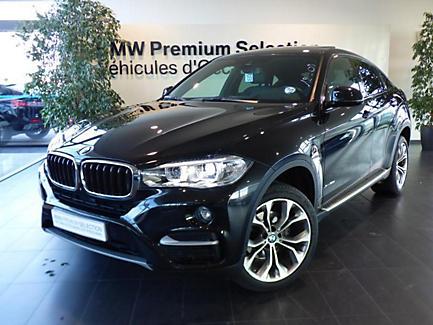 BMW X6 xDrive30d 258 ch