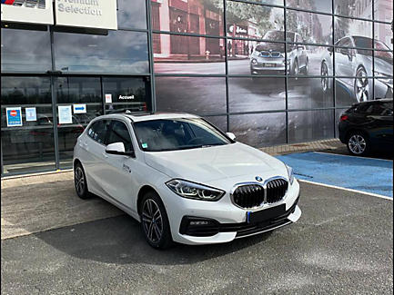 BMW 118i 136 ch Finition Business Design (Entreprises)