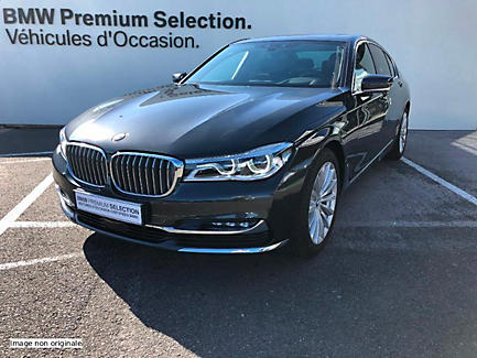 BMW 725d 231 ch Berline Finition Exclusive