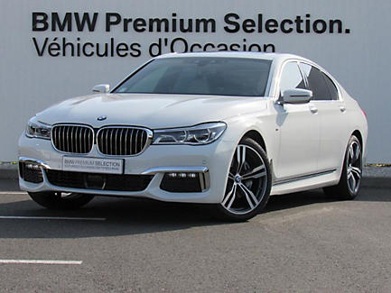 BMW 740d xDrive 320ch Berline Finition M Sport