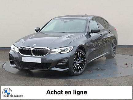 BMW 330e 292 ch Berline Finition M Sport