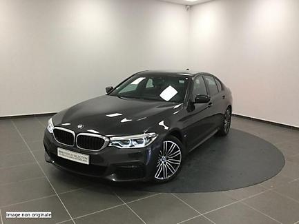 BMW 530e 252 ch Berline Finition M Sport