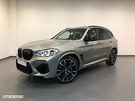 BMW X3 M Competition 510 ch