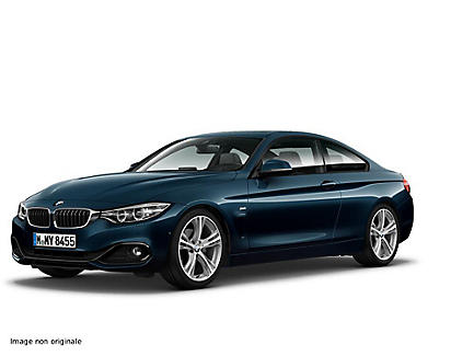 BMW 420d xDrive 184ch Coupe Edition Sport