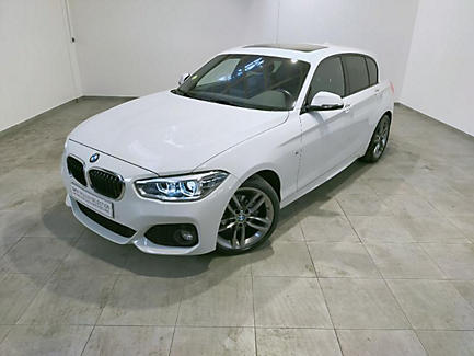BMW 116d 116ch cinq portes Finition M Sport Ultimate