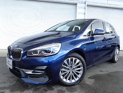 218d Active Tourer Luxury