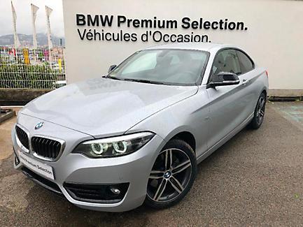 BMW 220d 190 ch Coupe Finition Sport