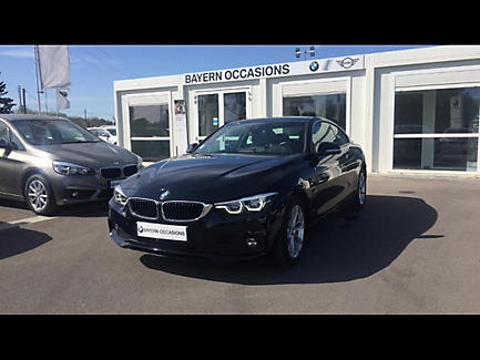 BMW 420d 190 ch Coupe Finition Lounge
