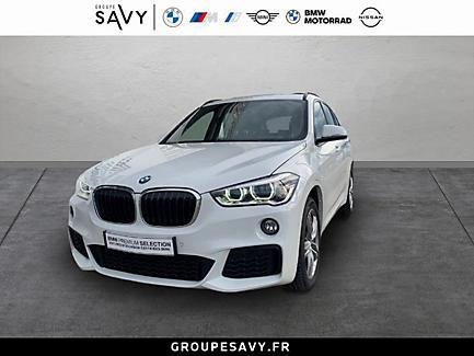 BMW X1 sDrive16d 116ch Finition M Sport