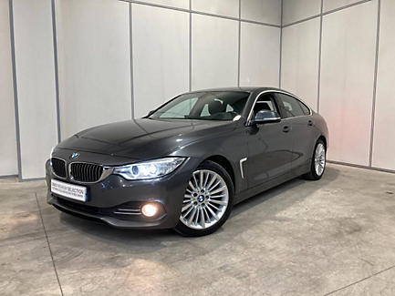 BMW 418d 143 ch Gran Coupe Finition Luxury