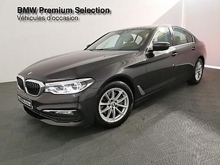 BMW 520d 190 ch BVM Berline Finition Executive (tarif f{vrier 2018)