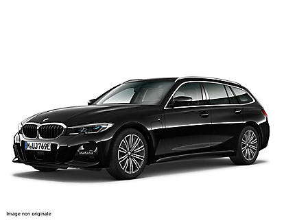 BMW 330e xDrive 292 ch Touring Finition M Sport