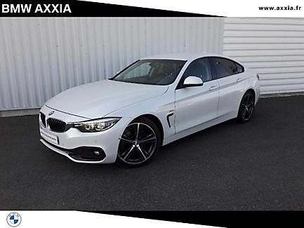 BMW 418d 150 ch BVA Gran Coupe Edition Sport