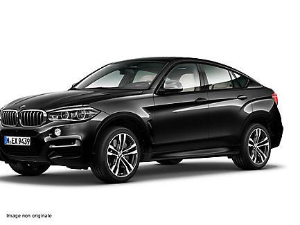 BMW X6 M50d 381 ch