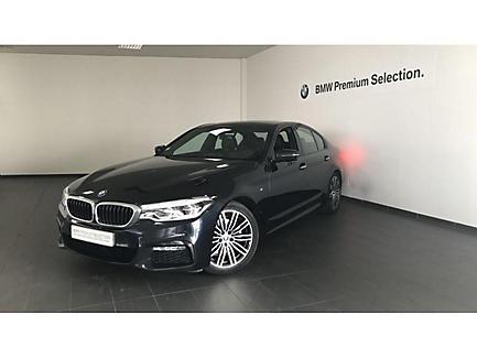 BMW 520d 190 ch BVM Berline Finition M Sport (tarif fevrier 2018)