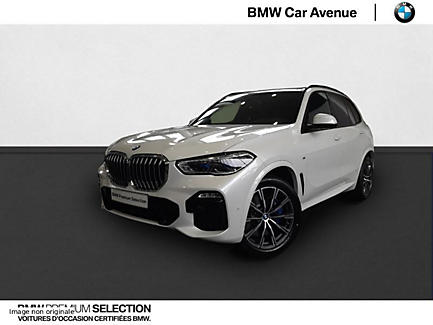 BMW X5 xDrive30d 265 ch Finition M Sport