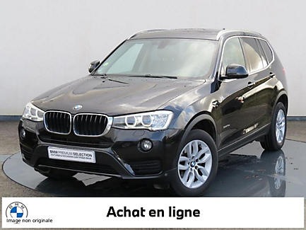 BMW X3 sDrive18d 150 ch Finition Lounge Plus