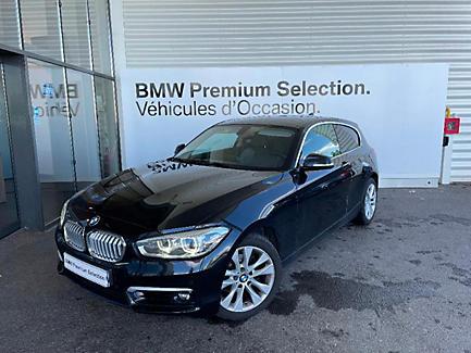 BMW 118d 150 ch trois portes Finition UrbanChic