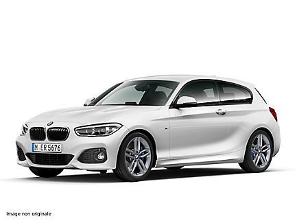 BMW 120d 190 ch trois portes Finition M Sport
