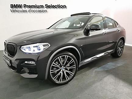 BMW X4 xDrive25d 231 ch Finition M Sport X