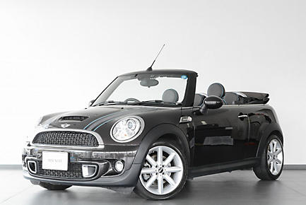 MINI COOPER S CONVERTIBLE HIGHGATE