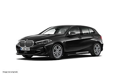 BMW 120d 190 ch