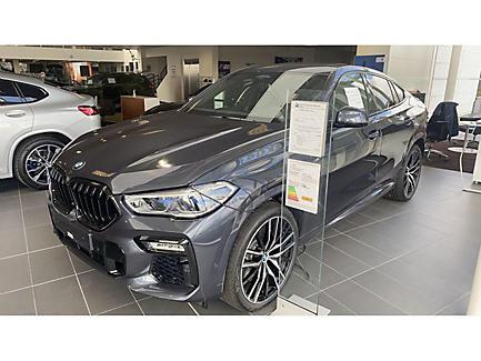 BMW X6 xDrive40d 340 ch Finition M Sport