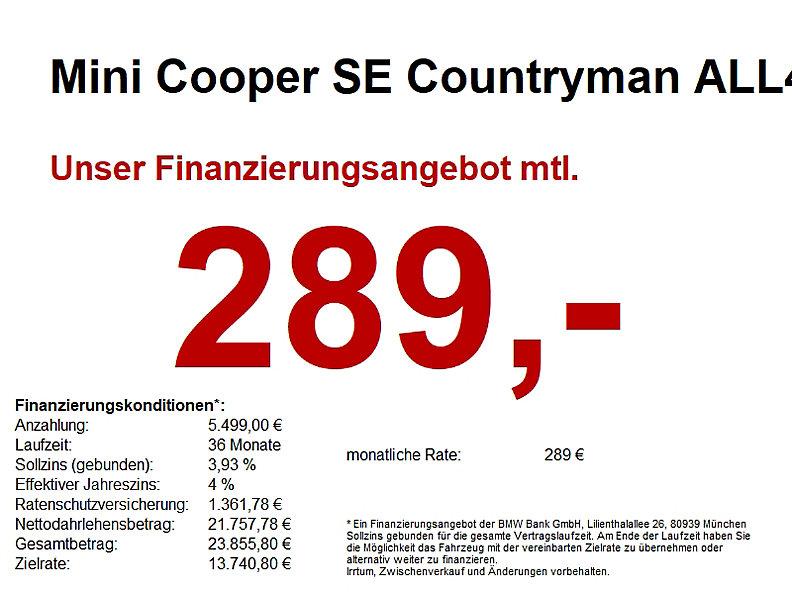 Cooper S E Countryman ALL4 (AUT)