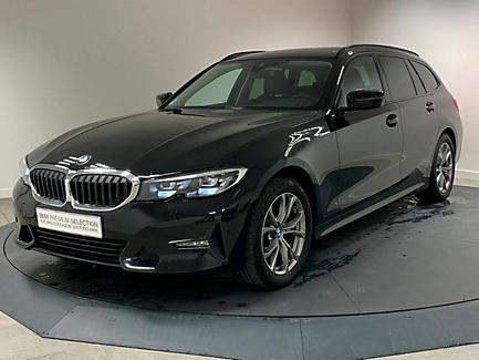 BMW 318d 150ch Touring Edition Sport