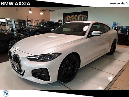 BMW 420d 190 ch Coupe Finition M Sport