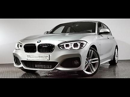 BMW 120d 190 ch cinq portes Finition M Sport