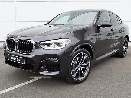 BMW X4 xDrive30d 286 ch Finition M Sport