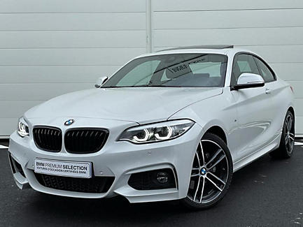 BMW 220i 184 ch Coupe Finition M Sport