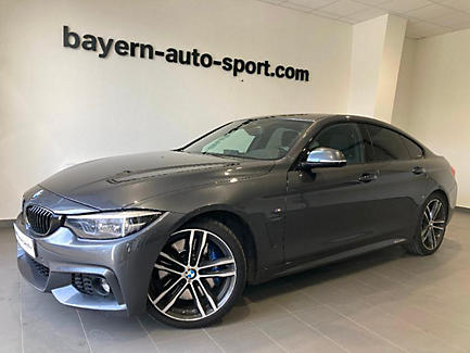 BMW 440i 326 ch Gran Coupe Finition M Sport