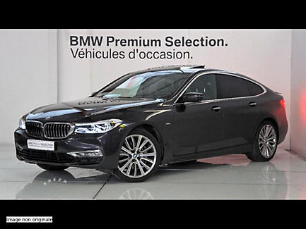 BMW 630d xDrive 265 ch Gran Turismo Finition Luxury (tarif fevrier 2018)