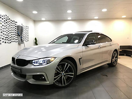 BMW 435d xDrive 313 ch Gran Coupe Finition M Sport