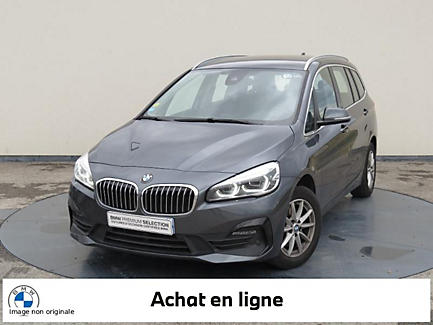 BMW 216d 116 ch Gran Tourer Finition Business Design (tarif fevrier 2018)
