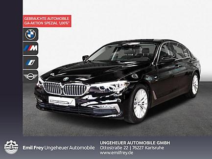 520d Limousine EfficientDynamics Edition