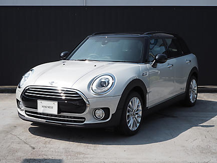 MINI COOPER D CLUBMAN BLUE NOTE TOKYO EDITION.