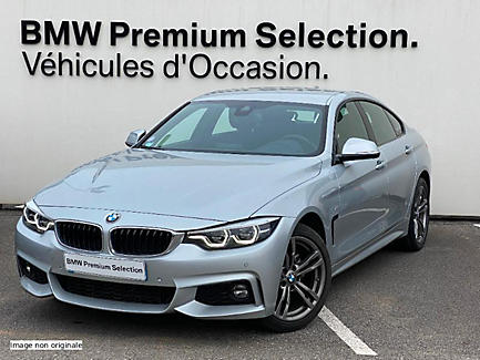 BMW 420i xDrive 184 ch Gran Coupe Finition M Sport