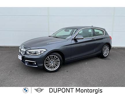 BMW 118d xDrive 150 ch trois portes Finition Urban Chic