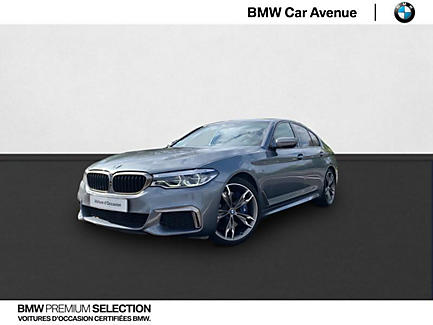 BMW M550d xDrive 400 ch Berline