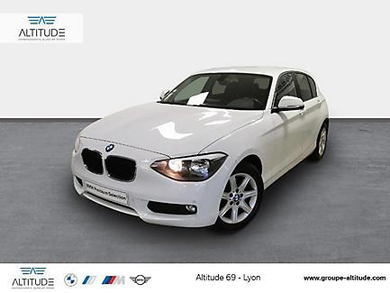 BMW 118d xDrive 143 ch cinq portes