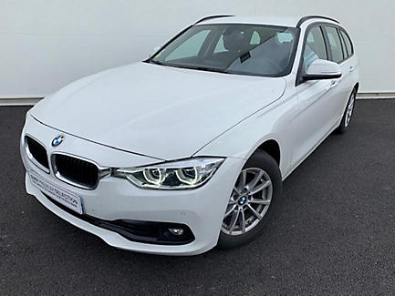 BMW 318d 150 ch Touring Finition Lounge