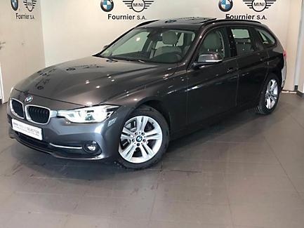 BMW 320d 190 ch Touring Finition Business Design (tarif fevrier 2018)