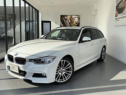 320d BluePerformance Touring M Sport