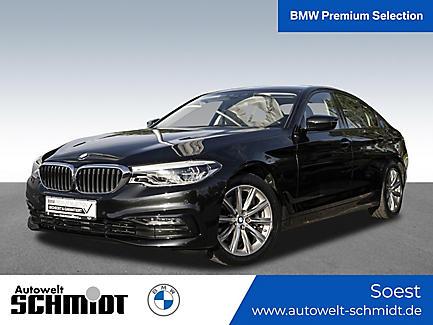 520d Limousine Sport Line
